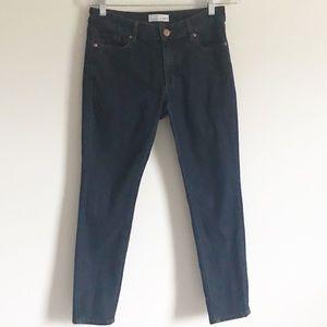 LOFT Skinny Curve Ankle Jeans sz 28 P